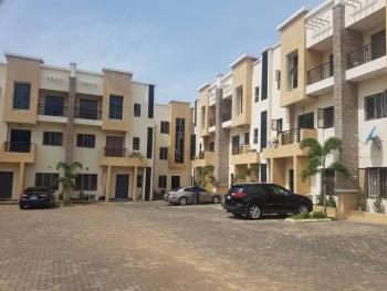 Brand New and Well Delivered House Within a Standard Mini Estate Environment, Lento Aluminum Axis, Life Camp, Gwarinpa, Abuja, Terraced Duplex for Rent
