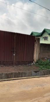 a Plot of Land, Alamu Elegbede Drive Ojo Oba Scheme 1, New Oko-oba, Agege, Lagos, Land for Sale