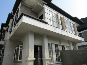 Newly Built and Well Located 4 Bedroom Semi-detached House with Boys Quarter, Oral Estate, Lekki Expressway, Lekki, Lagos, Semi-detached Duplex for Sale