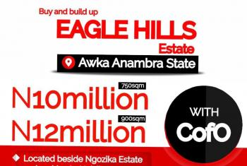 Estate Land with C of O, Before Unizik, Awka, Anambra, Residential Land for Sale