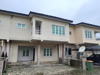 a Nice 4 Bedroom Terrace Duplex Carcass., Road 1 Lekki Garden., Lekki Phase 1, Lekki, Lagos, Terraced Duplex for Sale