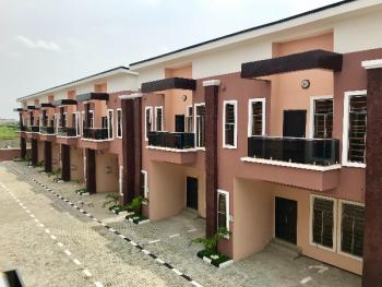 Lovely Serviced Four Bedroom Terrace Duplex with Bq, Chevy View Estate, Lekki, Lagos, Terraced Duplex for Sale