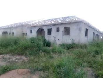 an Uncompleted 4 Unit of Mini Flat and 2 Bedroom on a Full Plot of Land, Ayobo, Ipaja, Lagos, Block of Flats for Sale