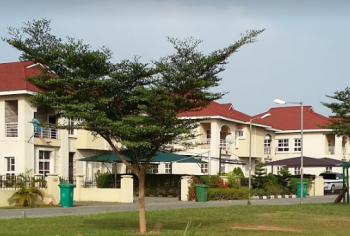 4 Bedroom Semi-detached Duplex, Egerton Estate, Milverton, Castlerock Ave,, Jakande, Lekki, Lagos, Semi-detached Duplex for Sale