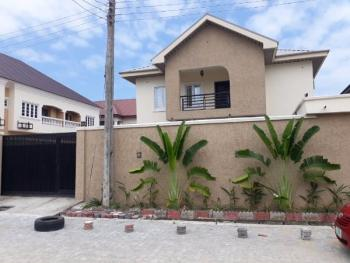 Exquisite 3 Bedroom Flat in an Estate, Sangotedo, Ajah, Lagos, Flat for Rent