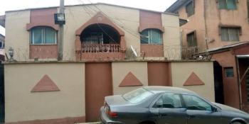 Block of 4 Unit of 3 Bedroom Flat and a Mini Flat Sitting 668sqm Land, Ogba, Ikeja, Lagos, Block of Flats for Sale