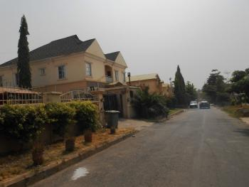 Beautifully Finished 4 Bedroom Duplex with 2 Rooms Bq, Dedicated Borehole and a Large Compound Within Sunny Vale Estate at Lokogom, Sunny Vale Estate, Lokogoma District, Abuja, Detached Duplex for Sale