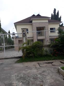 Near New 5 Bedrooms Duplex and 2 Rooms B/q, No 2 Madeira Street Maitama, Maitama District, Abuja, Detached Duplex for Sale