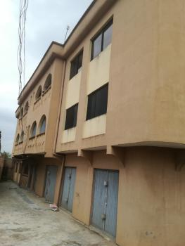 a Luxury 3 Bedroom Flat with 3 Toilets &2 Baths,, Obawole Via College Road, Ogba, Ikeja, Lagos, Flat for Rent