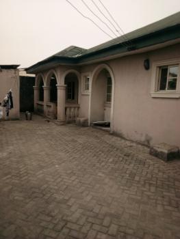 Three Bedroom Bungalow and a Store, Agboga, Igwuruta, Ikwerre, Rivers, Detached Bungalow for Sale