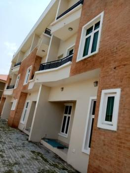 Newly Built 4 Bedroom Terraced Duplex, Mobil Road, Ilaje, Ajah, Lagos, Terraced Duplex for Rent