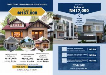 Furnished 4 Bedroom Detached Duplex, Alafara Ibadan., Alafara Ibadan., Ibadan, Oyo, Detached Duplex for Sale