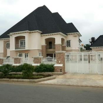 Newly Built 6 Rooms Duplex with 2 Room Quest Charlet and 2 Room Bq. Swimming Pool and Generator House, Maitama District, Abuja, Detached Duplex for Sale