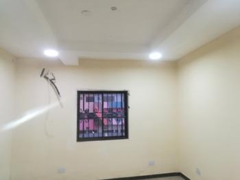 a 2 Rooms Tastefully Designed Office Space with Toilet, Floor Tiles, Pop, Agidingbi, Ikeja, Lagos, Office Space for Rent