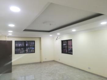 a Large Sized Tastefully Designed Office Space with Toilet, Floor Tiles, Pop, Agidingbi, Ikeja, Lagos, Office Space for Rent