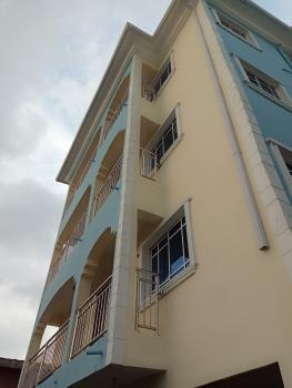 Newly Built Executive Mini Flat with Separate Balcony and  2 Toilets, Off Cole Street Lawanson, Itire, Lagos, Mini Flat for Rent
