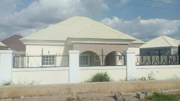 Brand New 3 Bedroom Detached Bungalow with 2 Rooms Bq in an Estate, Life Camp, Gwarinpa, Abuja, Detached Bungalow for Rent