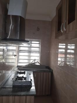Neat Upstairs Mini Flat Wit 2 Toilets, Happyland Estate, Sangotedo, Ajah, Lagos, Mini Flat for Rent
