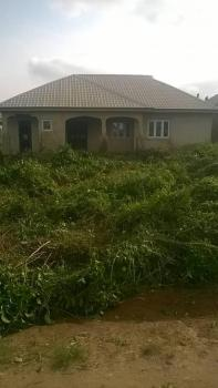 3 Bedroom and a Mini Flat, Iyaniwura Street, Sango Ota, Ogun, Semi-detached Bungalow for Sale