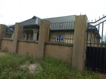 Cheap & Nicely Built En Suite 4 Bedrooms Bungalow, Located Very Close to The Road, Okha Community, Off Sapele Rd., Benin, Oredo, Edo, Detached Bungalow for Sale