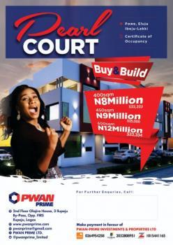 Land, Pearl Court Estate Eluju, Powe, Eluju, Ibeju Lekki, Lagos, Mixed-use Land for Sale