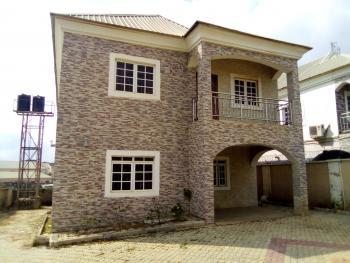 4 Bedroom Semi Detached Duplex, 64 Crescent, Gwarinpa Estate, Gwarinpa, Abuja, Semi-detached Duplex for Rent