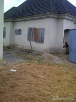 Cheap Bungalow Carcass, Gwarinpa Estate, Gwarinpa, Abuja, House For Sale
