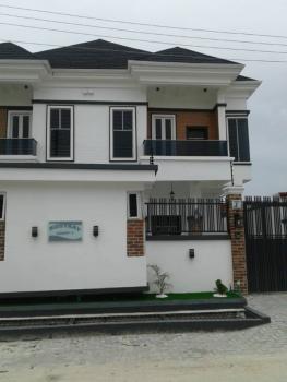 a Newly Built 4 Bedroom Semidetached for Sale, Lafiaji, Lekki, Lagos, Semi-detached Duplex for Sale