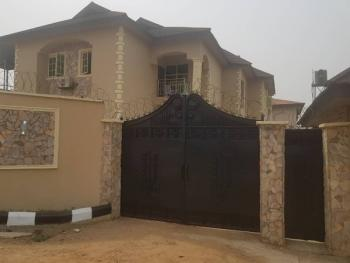 4 Bedroom Duplex, Behind New Gabstar Filling Station, Tipper Garage Bus Stop Ologuneru., Ibadan, Oyo, Detached Duplex for Sale