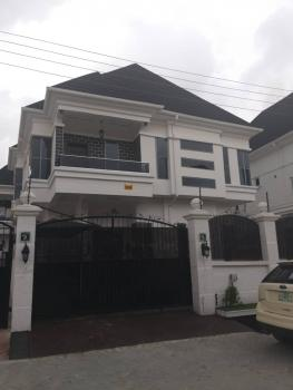Neatly Built 4 Bedrooms Fully Detached Duplex House with Bq, Osapa, Lekki, Lagos, Detached Duplex for Sale