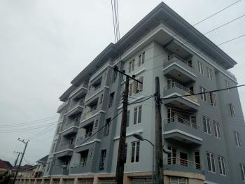 Fully Serviced 3bedroom Flat in a Fully Gated and Secured Estate, Chevron Conservation Road, Lafiaji, Lekki, Lagos, Flat for Rent