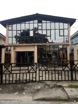 a Seven Room Office Space Located in a Commercial Environment, Off Awolowo Road, Falomo, Ikoyi, Lagos, Office Space for Rent