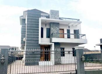 Tastefully Finished 5 Bedroom Fully Detached Duplex with One Bq, Pinnoch Beach Estate, Osapa, Lekki, Lagos, Detached Duplex for Sale