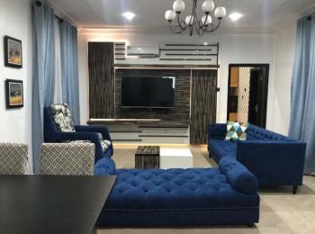 Luxury 2 Bedroom  Apartment in a Well Built Serviced Apartment Block, Off 2nd Avenue, Banana Island, Ikoyi, Lagos, Flat Short Let