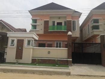 a Brand New Amazing 4 Bedroom Stand Alone Duplex with a Bq, Osapa, Lekki, Lagos, Detached Duplex for Rent
