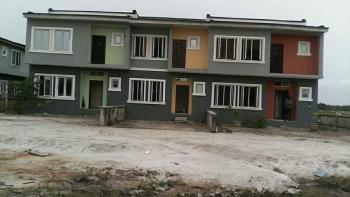 Wealth Land Estate( Shell Houses), Oribanwa, Ibeju Lekki, Lagos, Terraced Duplex for Sale
