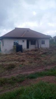 a Just Completed 2 Bedroom Flat with a Mini Flat Apartments on a Full Plot of Land, Akinside, Ifo, Ogun, Detached Bungalow for Sale