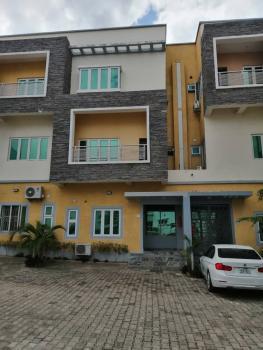 Exotic 4 Bedroom Duplex +bq, Guzape District, Abuja, Terraced Duplex for Sale