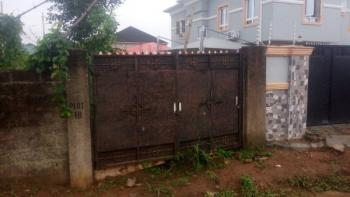 555.012sqm Fenced and Gated Land, Diamond Estate, Command Road, Ipaja, Lagos, Residential Land for Sale