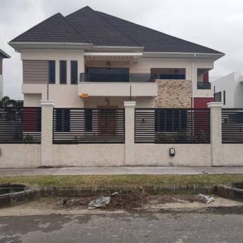 Lovely and Luxurious Finished Five (5) Bedroom Detached Duplex with a Boys Quarter, Swimming Pool, Gym, & Cinema Built On2 Floors, Pinnock Beach Estate By Jakande Round About, Osapa, Lekki, Lagos, Detached Duplex for Sale