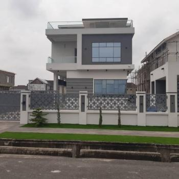 Luxuriously Designed, Spacious and Exquisite 5 Bedroom Detached Duplex with Boys Quarter, and Swimming Pool, Pinnock Beach Estate By Jakande Round About, Osapa, Lekki, Lagos, Detached Duplex for Sale