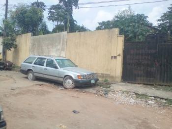 4 Bedroom Bungalow on 1000sqm, Oladele Street, Ogba, Ikeja, Lagos, Mixed-use Land for Sale