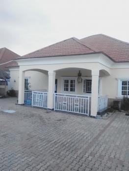 Spacious 3 Bedroom Bungalow with 2 Rooms Bq, Gwarinpa Estate, Gwarinpa, Abuja, Detached Bungalow for Rent