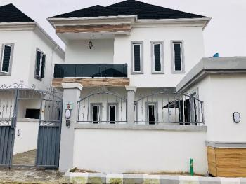Brand New 5 Bedroom Duplex with a Room Bq, By 2nd Toll Gate Off Orchid Road, Chevy View Estate, Lekki, Lagos, Detached Duplex for Sale