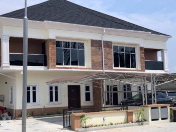 Brand New Luxury 4 Bedroom Duplex with a Room Bq, Buena Vista Estate Off Orchid Road, Chevy View Estate, Lekki, Lagos, Semi-detached Duplex for Sale