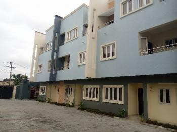 Tastefully Finished 4 Bedroom Terrace Duplex with a Room Bq, Conservation Road, Second Drive Toll Gate, Chevy View Estate, Lekki, Lagos, Terraced Duplex for Rent