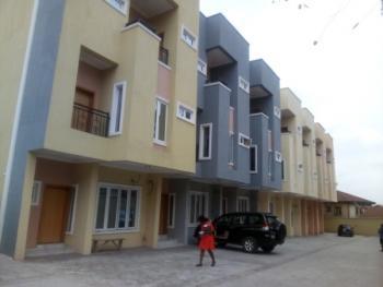 Luxury 7 Units of 5bedroom Terrace Duplex, Akora Village, Adeniyi Jones, Ikeja, Lagos, Terraced Duplex for Sale