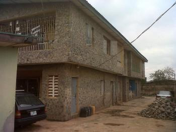 4 Units of 3 Bedroom Flats with 3 Lock-up Shops in Front on 700sqm, New Oko-oba, Ijaiye, Lagos, Flat for Sale
