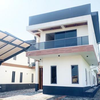Luxury Brand New 5 Bedroom Detached Duplex on 450 Sqm, Opposite Victory Park Estate, Osapa, Lekki, Lagos, Detached Duplex for Sale