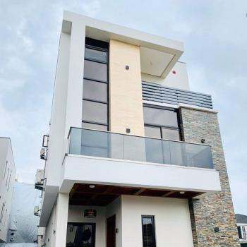 Brand New and Elegant Fully Detached Duplex Sitting on a 430sqm, Admiralty Way Fola Osibo, Lekki Phase 1, Lekki, Lagos, Detached Duplex for Sale